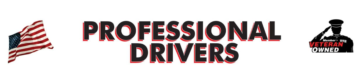 Professional Drivers - Car Transport Services | Driving Services | Veteran Owned Business