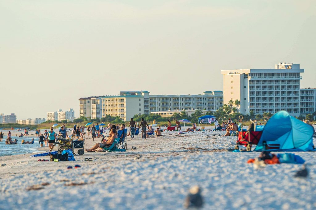 Treasure Island, Florida - Treasure Island Beach FL